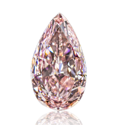 Pear Shaped Diamond